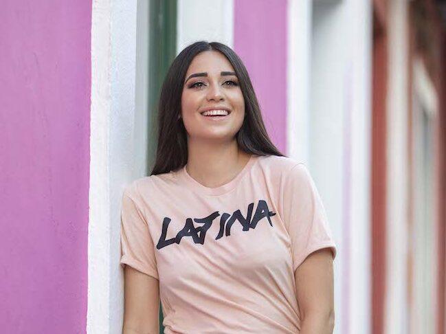 Latina T Shirt